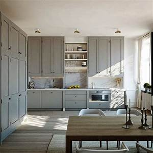 Top 25 best tall kitchen cabinets ideas on pinterest for What kind of paint to use on kitchen cabinets for glass crystal candle holders