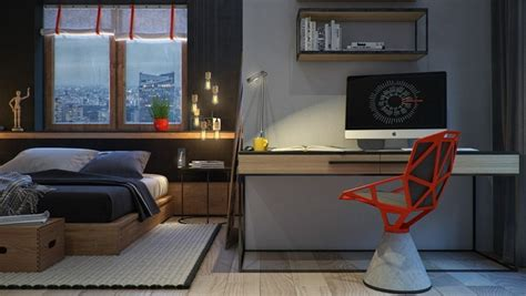 idee couleur bureau chambre design 8 exemples de chambre adulte