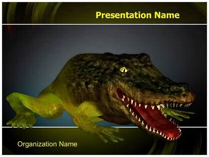 Chimera Template by Free Chimera Genetics Frog Crocodile Medical Powerpoint