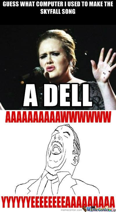 Adel Meme - rmx adele makes a funny by recyclebin meme center