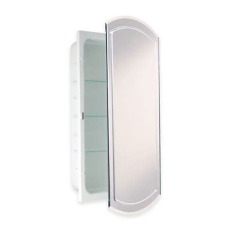 Recessed Medicine Cabinet Canada by Recessed V Groove Beveled Recessed Mirrored Medicine