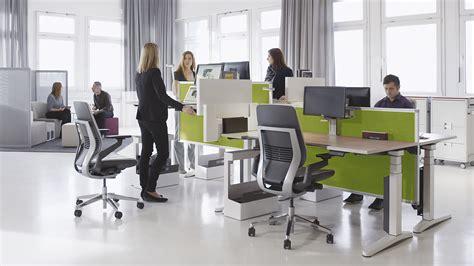 bureau steelcase ology bureaux et bench steelcase