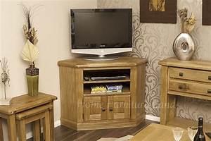 Oak Corner Television Cabinet Bruin Blog