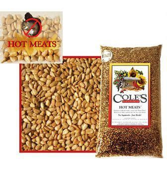 cole s hot meats bird seed 10