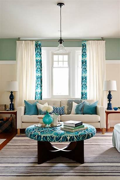 Turquoise Living Accents Decorate Colors Teal Decor