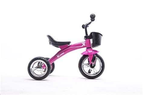 Kiddo Pink 3 Wheel Smart Design Kids Child Children Trike