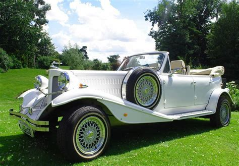 Hire Beauford Car, Vintage Wedding Classic Date Night, Old