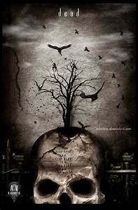 Morbid and Mystic Horror Art Pictures | Trees, Flies away ...