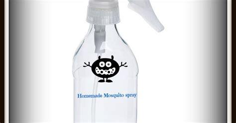rainy day food storage mosquito spray