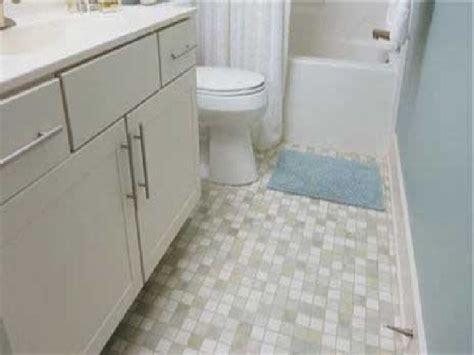 Pleasurable Small Bathroom Floor Tile Interior Designing