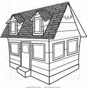 House Clipart Black And White | Clipart Panda - Free ...