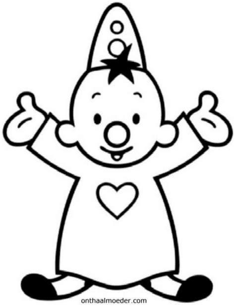 Babilu Kleurplaat by 64 Best Thema Bumba Images On Clowns Kid