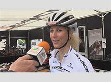 Jolanda Neff na haar overwinning in La Bresse