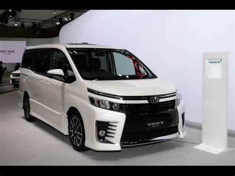 Toyota Voxy Wallpaper by 2015 Toyota Voxy