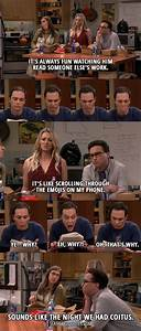 14 Best The Big Bang Theory Quotes from 'The Geology ...