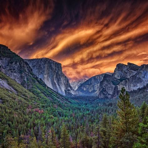 Lodging At The East Entrance Of Yosemite National Park