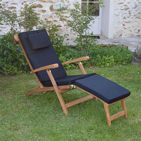 matelas pour chaise longue matelas chaise longue