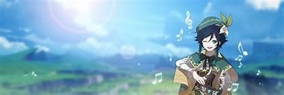 Wallhaven Cc Genshin Venti Impact Anime Code