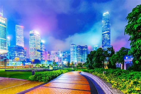 Coolest Places in Hong Kong