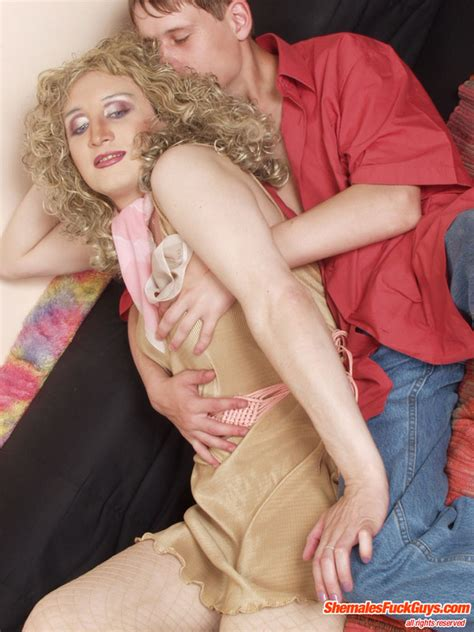 gaysissies mimmieandjohn awesome crossdresser gay sex