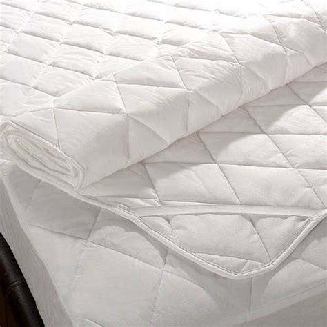 crib mattress protector waterproof quilted mattress protector marbret international