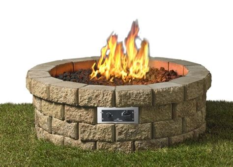 Benefits Of A Gas Fire Pit Vs. Wood Fire Pit