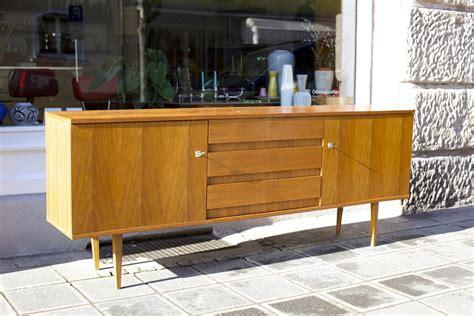 50er jahre sideboard sideboard 50er jahre nussbaum raumwunder vintage
