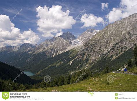 mountain range italian alps stock photography image 1657122