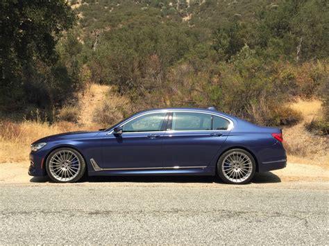 2017 Bmw Alpina B7 Xdrive First Drive Review