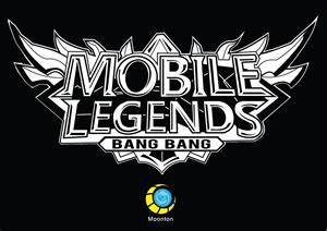 font mobile legend legends logo vectors free