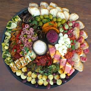 Italian Antipasto Appetizer Platter Ideas