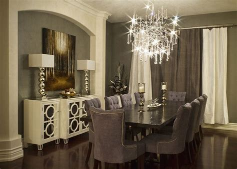 17 Best Ideas About Elegant Dining Room On Pinterest