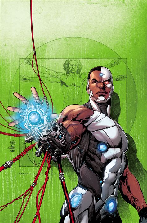 Cyborg Images Victor Prime Earth Dc Database Fandom Powered