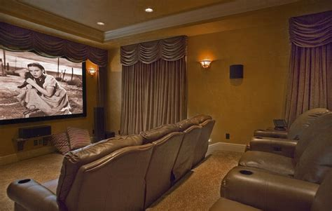 11 Ultraluxe Home Movie Theaters You Have To See To Believe