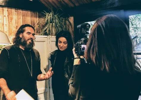 russell brand deeyah khan comedian and hollywood actor russell brand interviews
