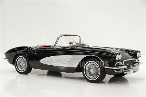 buy car manuals 1961 chevrolet corvette parking system sold chevrolet corvette roadster lhd auctions lot 68 shannons
