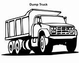 Coloring Truck Dump Ford Garbage Pickup Printable Trucks Monster Sheets Pick Getcolorings Kidsplaycolor Fire Clipartmag Cars Clipart sketch template