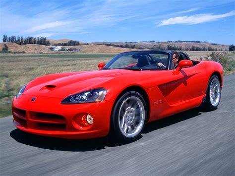 dodge viper srt  convertible supercarsnet