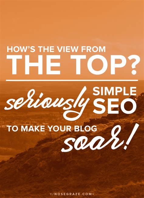 Simple Seo by Ridiculously Simple Seo To Take Your To The Top
