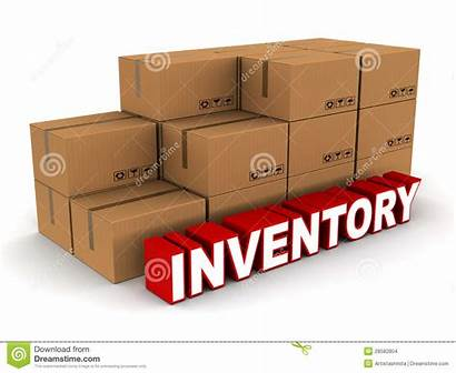 Inventory Clipart Count Physical Clip Box Background
