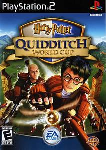 Harry Potter Quidditch World Cup Box Shot For Playstation