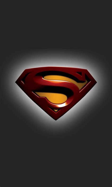 superman logo cell phone wallpaper   hd wallpapers