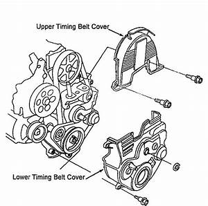 04 Accord 30 Belt Diagram