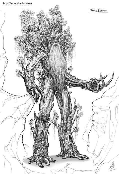 Treebeard by LotROLaurelin on deviantart | All Things Tolkien in 2019 | Herr der ringe tattoo