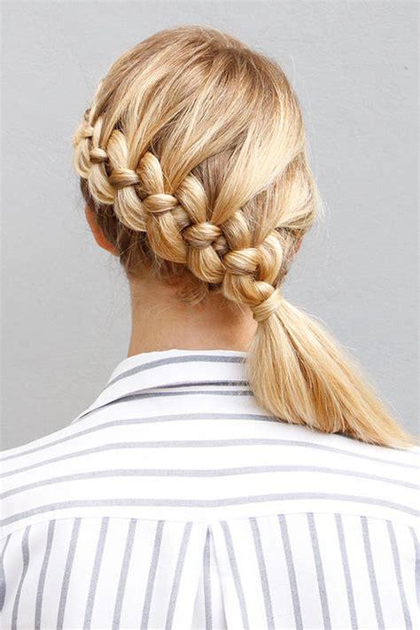 braided hairstyles  long hair morecom