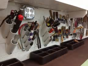 Armoire Rangement Garage Pvc by 40 Awesome Ideas To Organise Your Garage