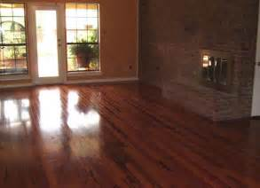 cherry hardwood flooring feel the home