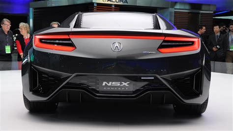 acura nsx pre orders now open in u k 163 5 000 for place in