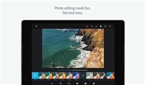 Adobe Photoshop Express Easy & Quick Photo Editor