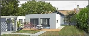 Maison Année 50 : extension et restructuration d 39 une maison des ann es 50 ~ Voncanada.com Idées de Décoration